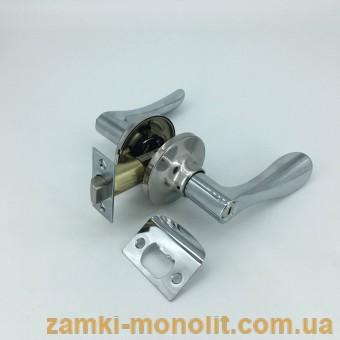 Ручка - защелка АПЕКС 891-03 (без ключа)