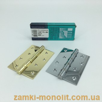 Петля Апекс 100х75-В4-Steel (универсальная)