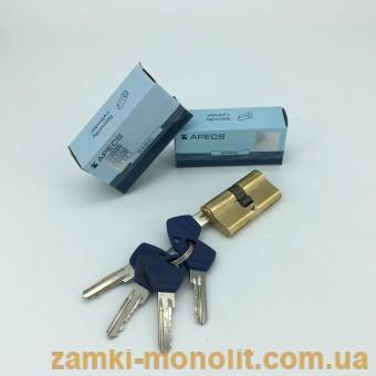 Секрет латунный (английский ключ/ключ)
