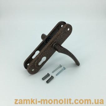 Ручки 55 мм под замок ЗВ-4 У