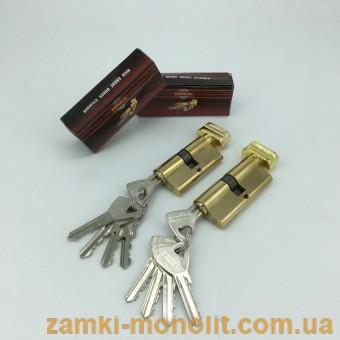 Секрет ИМПЕРИАЛ латунный (английский ключ/поворотник)