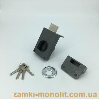 Замок накладной Алтай ЗНА1-5