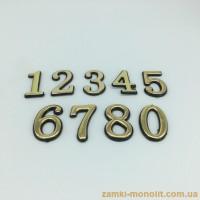 Цифры для дверей