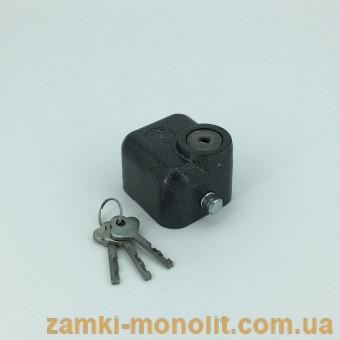 """Замок навесной ЗВС-17 (""""малый краб"""")"""
