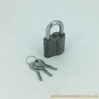 Замок навесной ASPECT ЗН-А-55-С (3 ключа)
