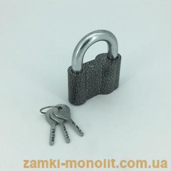 Замок навесной ASPECT ЗН-А-80-С (3 ключа)