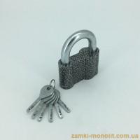Замок навесной ASPECT ЗН-А-80-С (6 ключей)