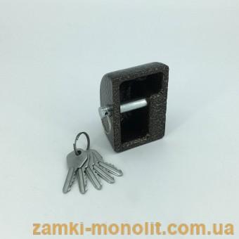 """Замок навесной ASPECT ЗН-М (5 ключей """"лодочка"""")"""