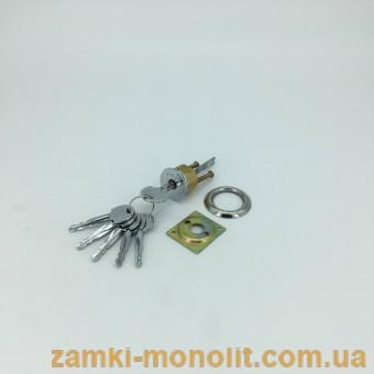Секрет С01 к накладному замку (крест ключ)