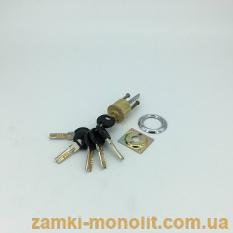 Секрет С03 к накладному замку (лазер пластик ключ)