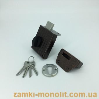 Замок накладной ЗН1-2